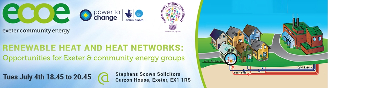 Exeter Community Energy Event